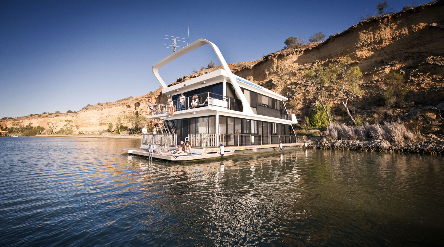 Murray River Information On Accommodation Cruises
